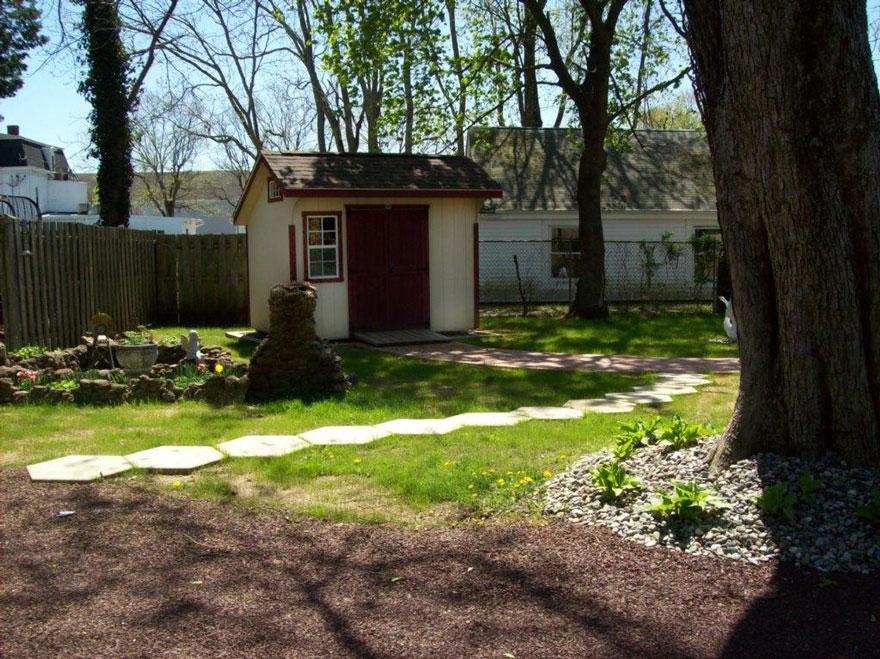 gleasons garden shed
