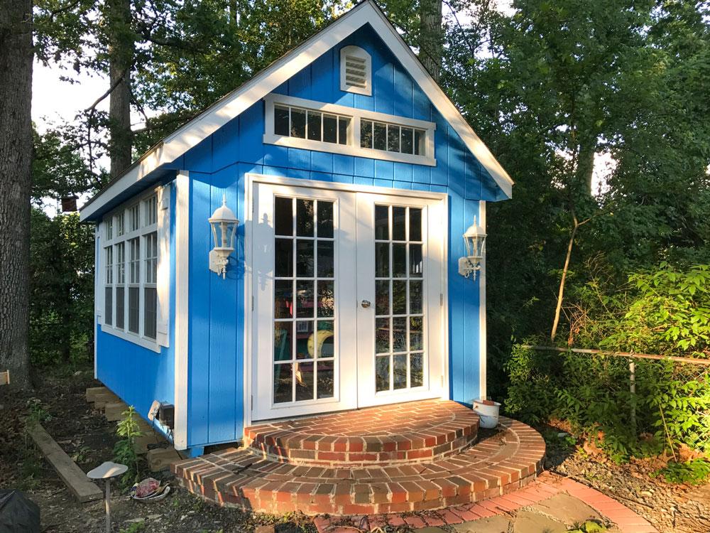 10x12 storage shed