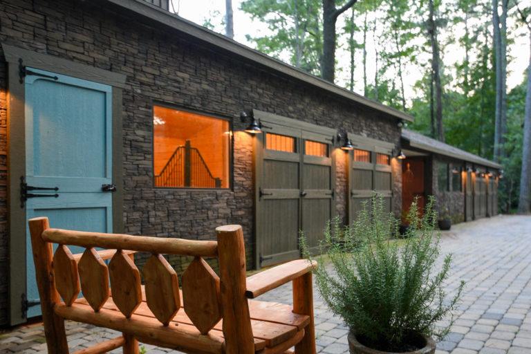 custom barn garage
