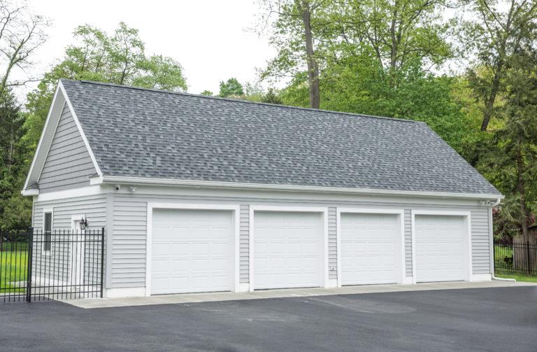 24x50 4 car garage