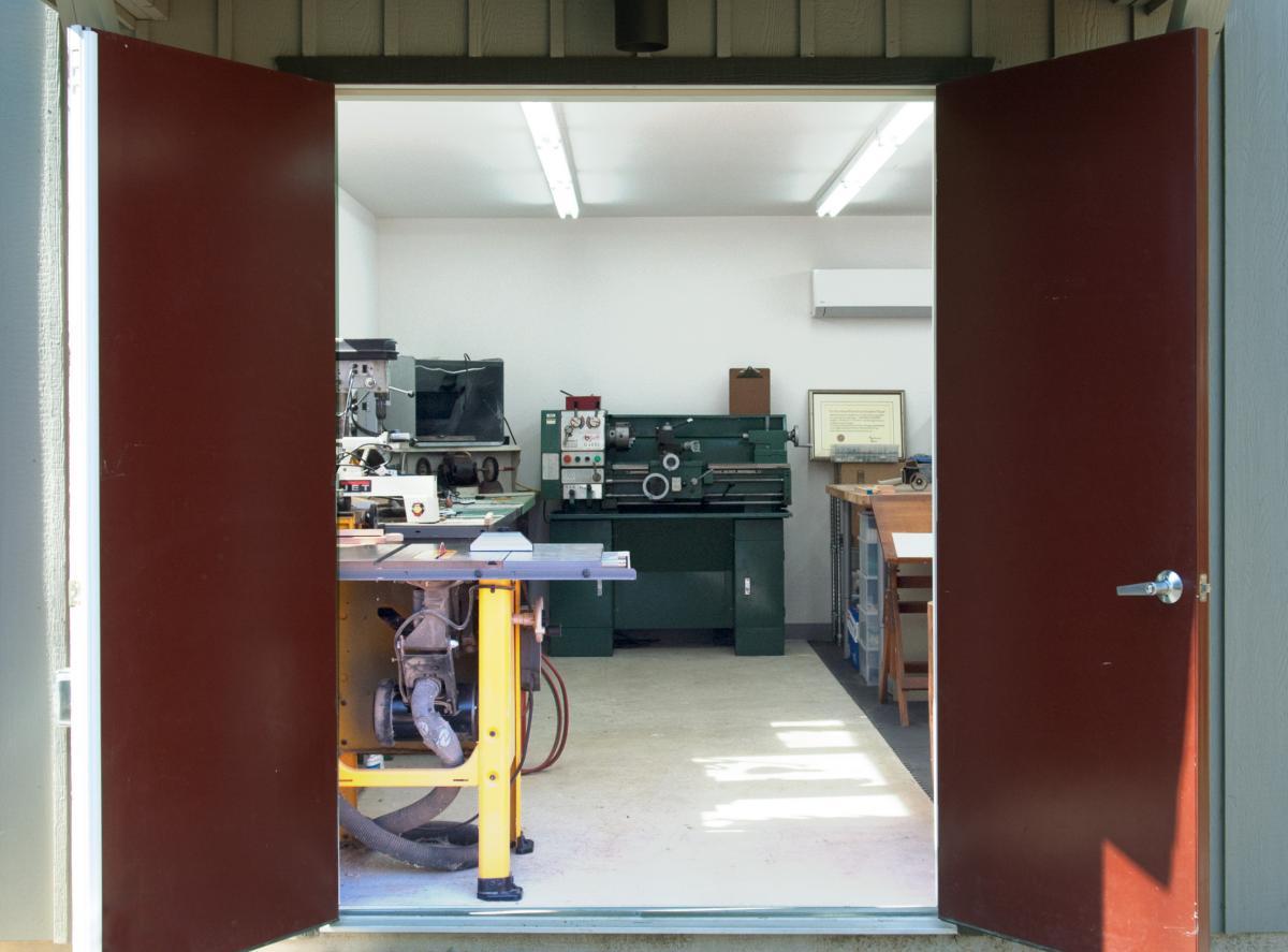 chris and andy studio 2 open doors