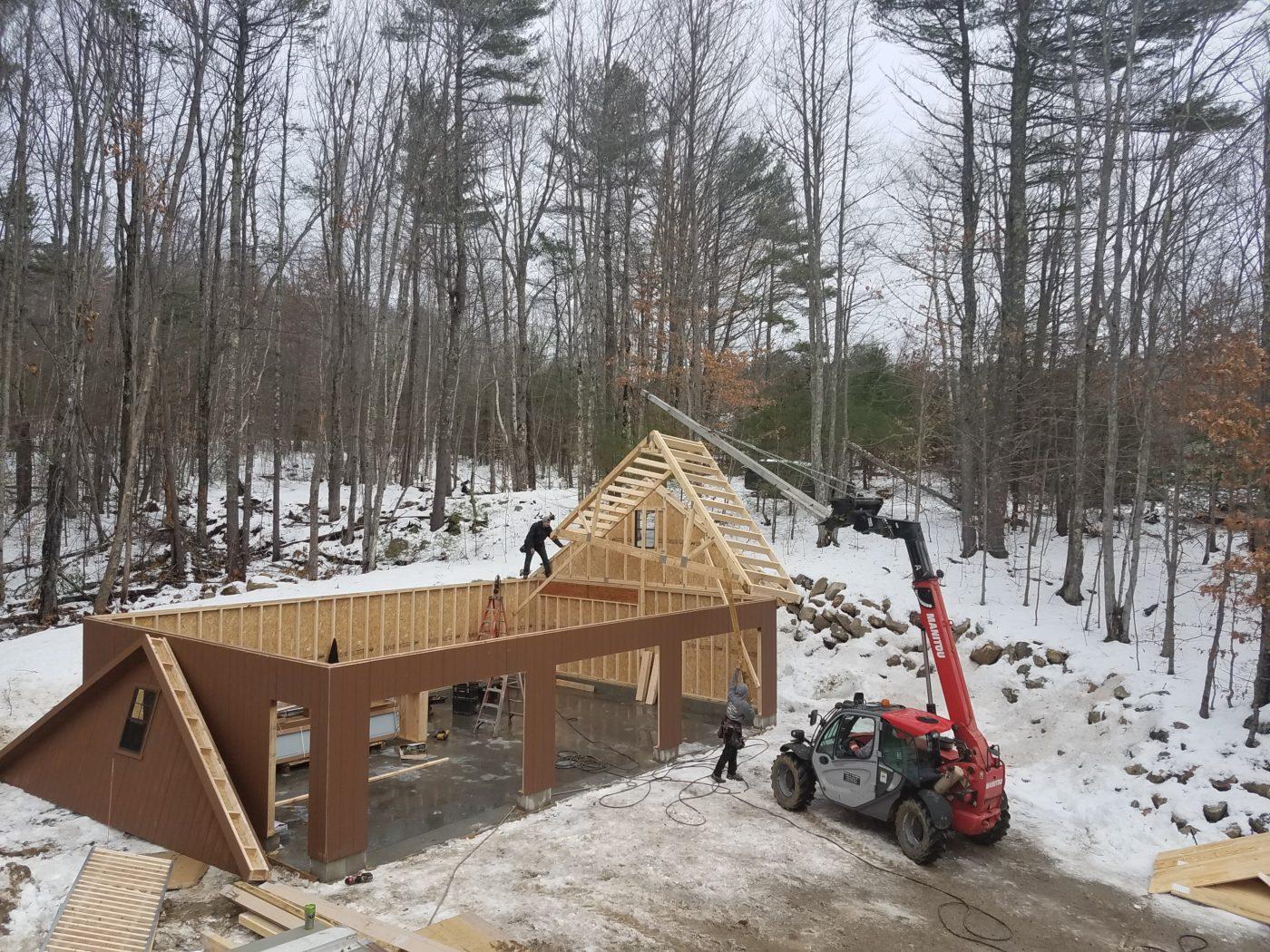 08 prefab garage builder lewiston