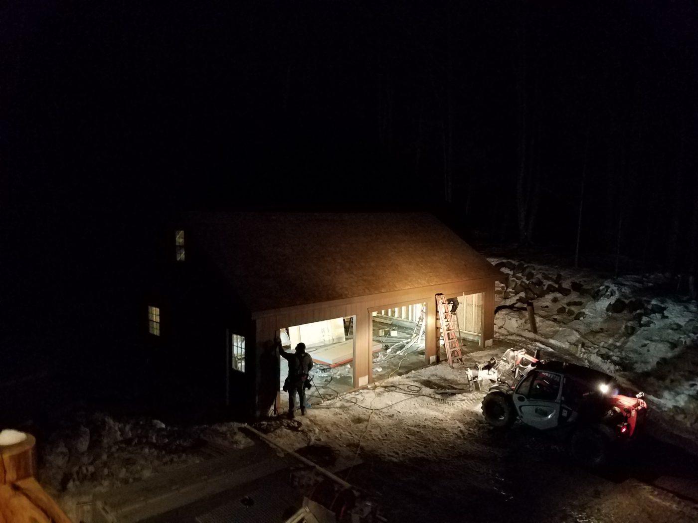 12 farmington garage builder