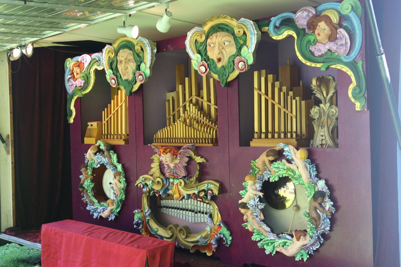 band organ trailer bob yorburg