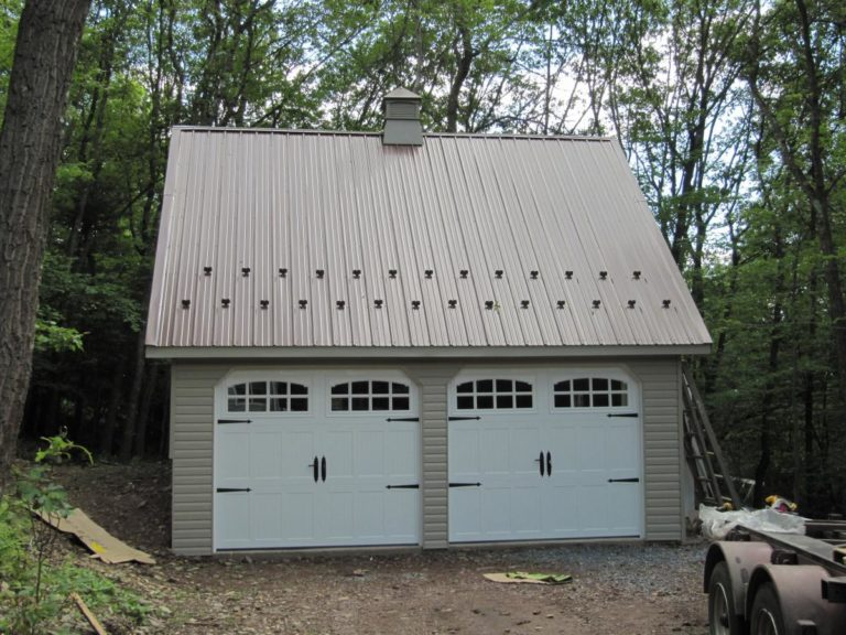 buy detached garage pa 12