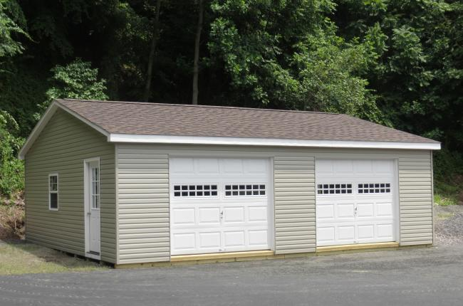 double wide modular garage md va de