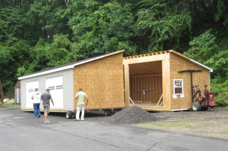 temporary garage ct nj