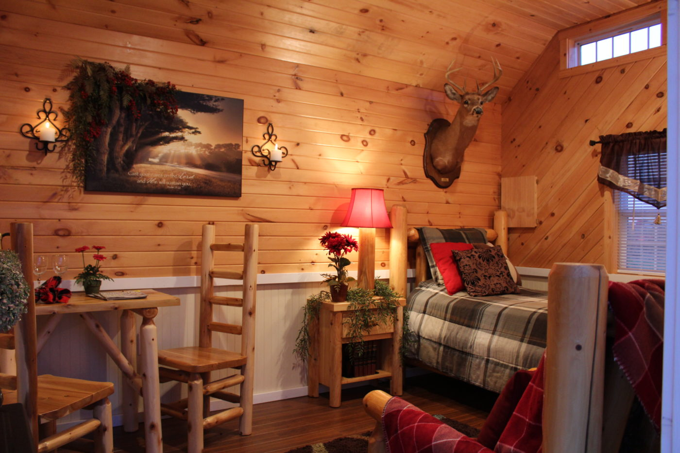 buy cabin treehouse shed interior pa