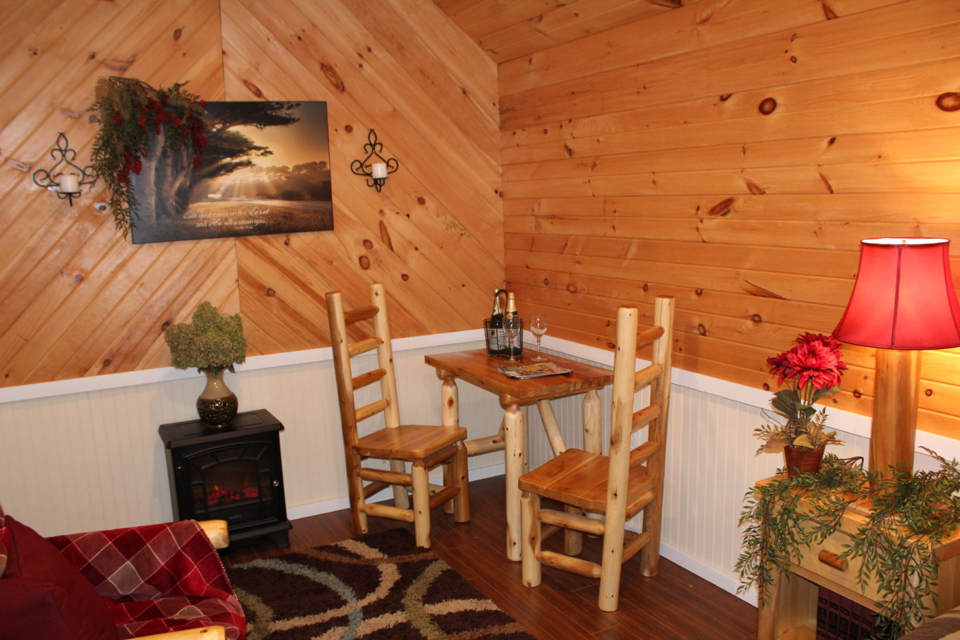 cabin treehouse shed for sale pa