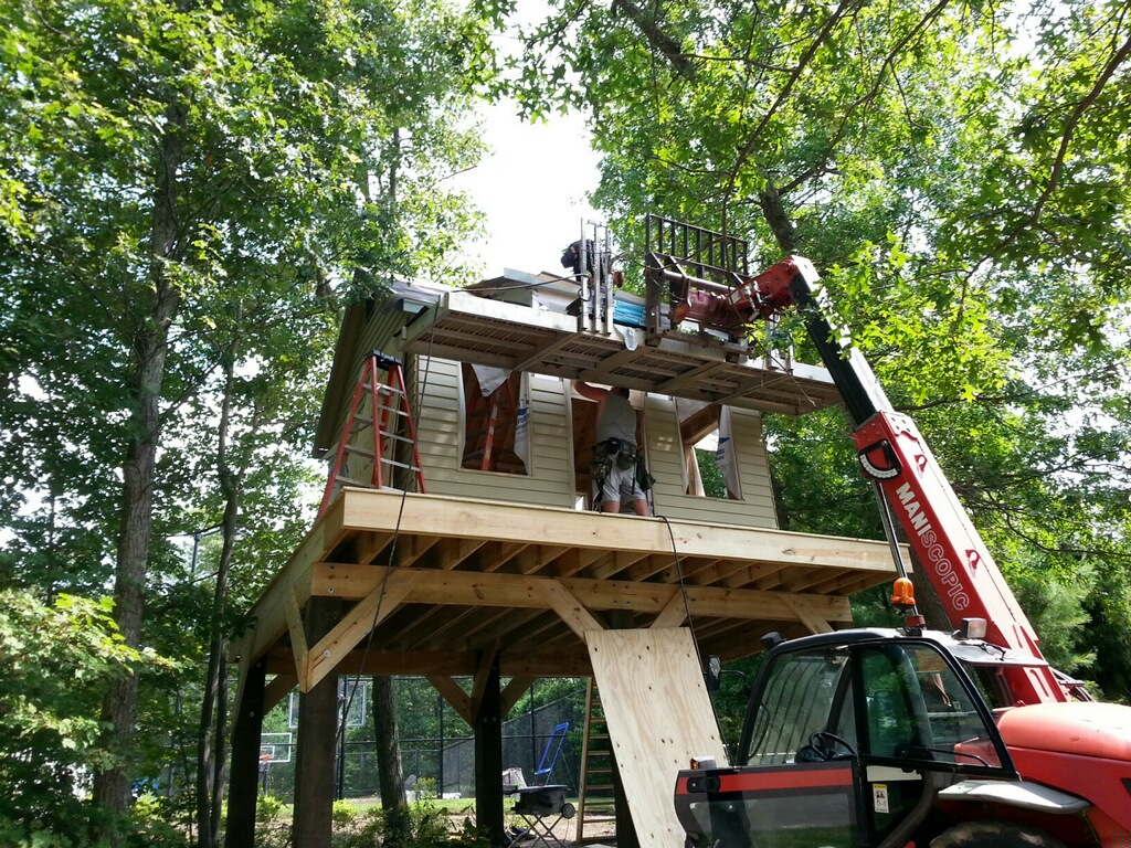 treehouse shed for sale in chester pa